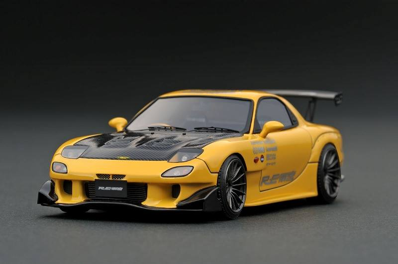 Ignition Model Limited Edition RX-7 ( FD3S ) Re-Amemiya