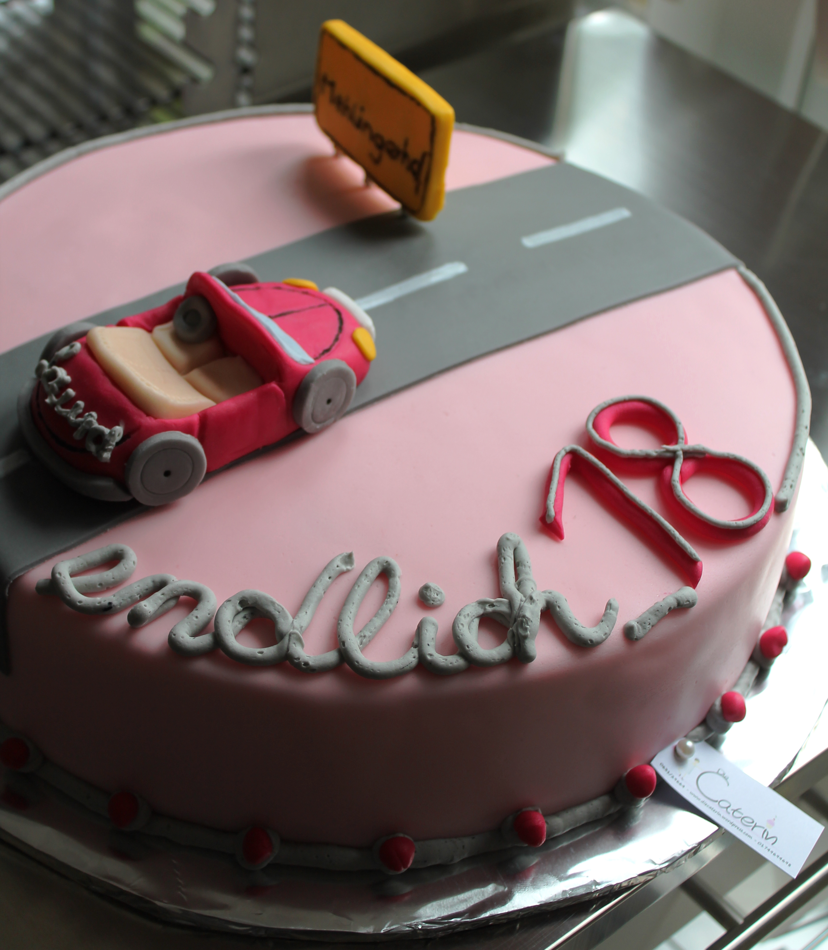Auto Als Kuchen Zweiter Geburtstag Auto Torte Autos Pinterest