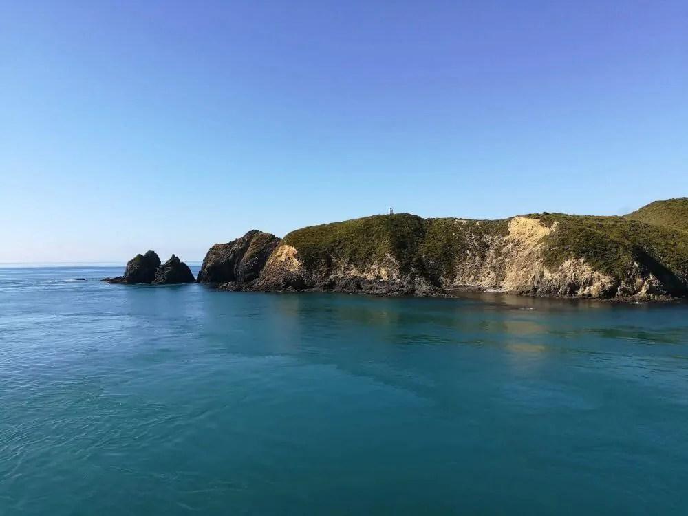 Neuseeland, die Fähre zwischen Nord- und Südinsel