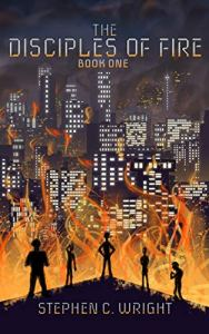 The Disciples of Fire - book cover.