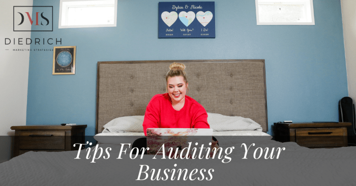 As we all know, running a business is not the most effortless venture. It's time to audit your business! Did you know auditing isn't just for the money revolving around your business but also your services, marketing, client retention, and so much more!? Are you ready to make your life less hectic?