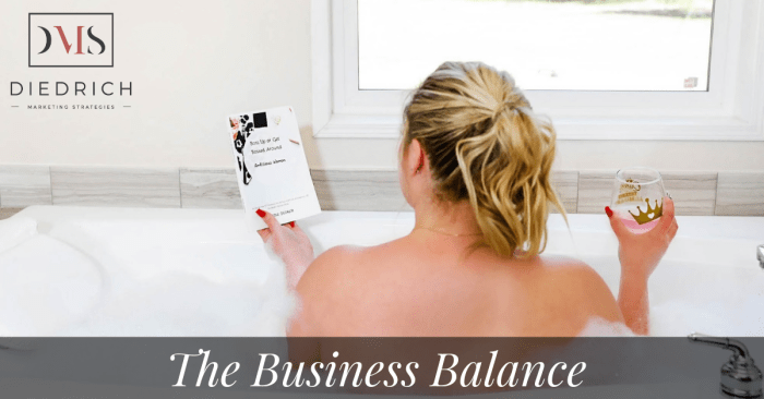 Finding a balance between two things can be challenging enough without the pressure of loved ones, pets, commitments, and clients. So how, as business owners, do we find balance in our everyday lives that allows for a scalable business and a happy home?