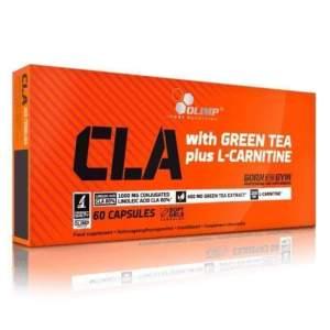 Olimp - CLA + Green Tea + L-Carnitine