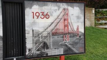 Bis zur Eröffnung in 1937