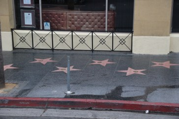 Walk of Fame / Hollywood Boulevard