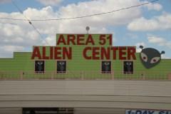 Area 51 Alien Center