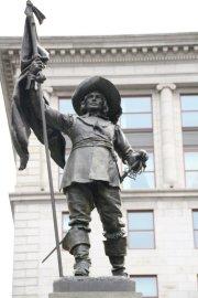 Stadtgründer von Montreal