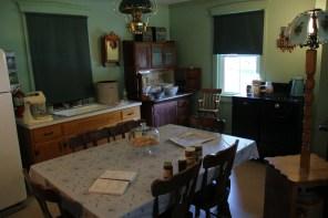 Küche im Amish House