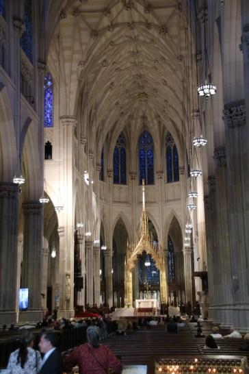 In der St. Patrick's Cathedral