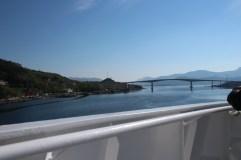 Brücke kurz vor Torvik