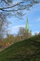 Der Dom von Südosten