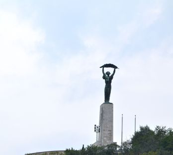 Liberty Statue - gifted by Communist who took over after Nazis