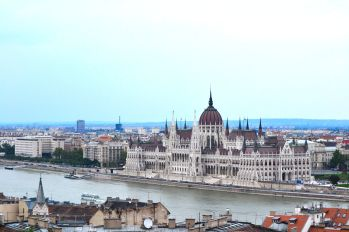 Parliment View from Buda side