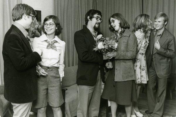 1974 'Hilfe, meine Frau ist gleichberechtigt'