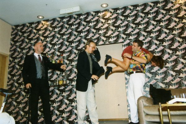 1997 'Rein oder Raus'
