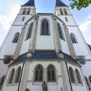 Kirche Dreifaltigkeit Fassade
