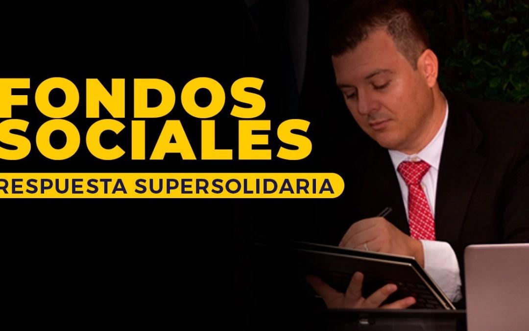 Respuesta Supersolidaria FONDOS SOCIALES Radicado_20211100180791