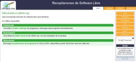 catalogo de software libre