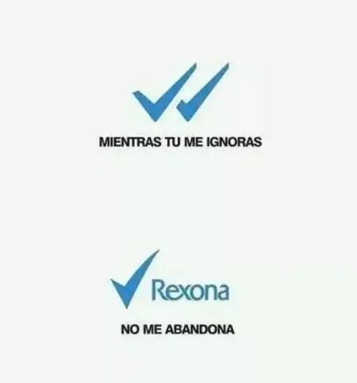 rexona meme