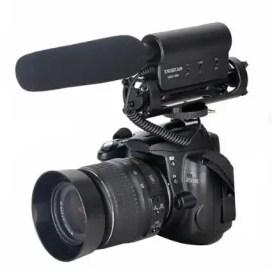 microfono para camara reflex