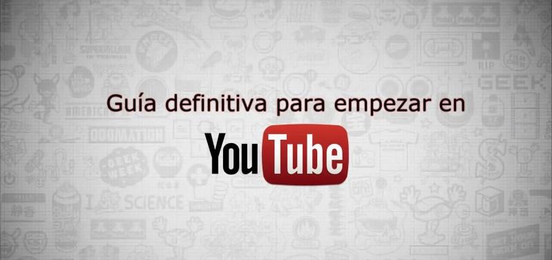 Guía YouTube