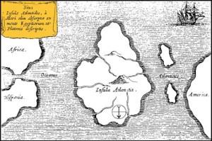 athanasius kirchers atlantis