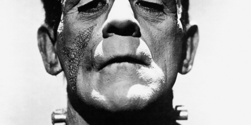 frankensteins monster boris karloff