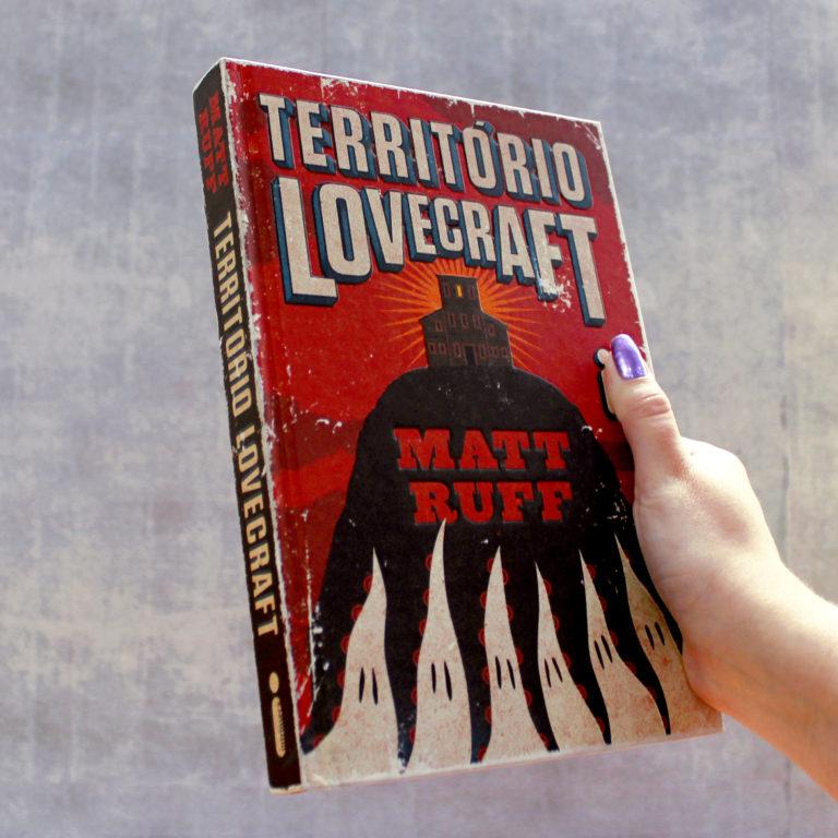 IMG 0829 768x768 1 Território Lovecraft: O livro que deu origem ao próximo lançamento da HBO