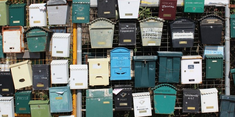 Post Letter Mail Box Letter Boxes  - ninita_7 / Pixabay
