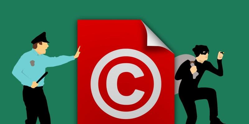 copyright, stealing, asset