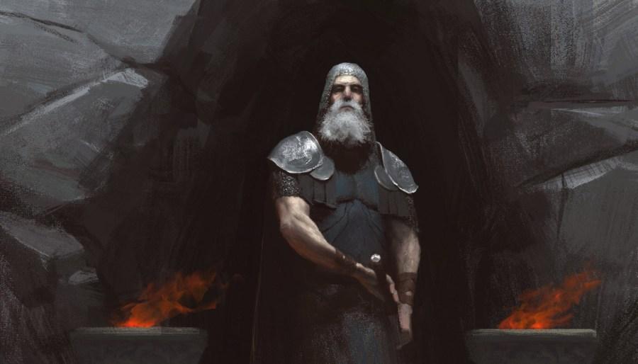 old knight arte de nuclear warrior no deviantart