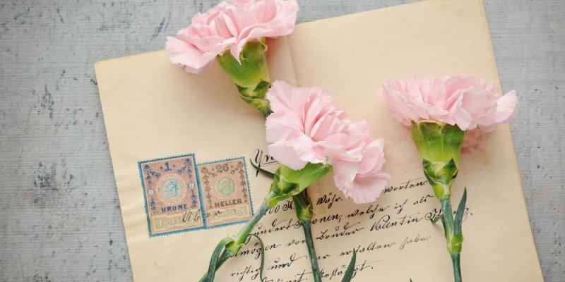letters, envelope, old