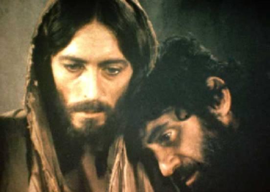 Pedro y Jesús