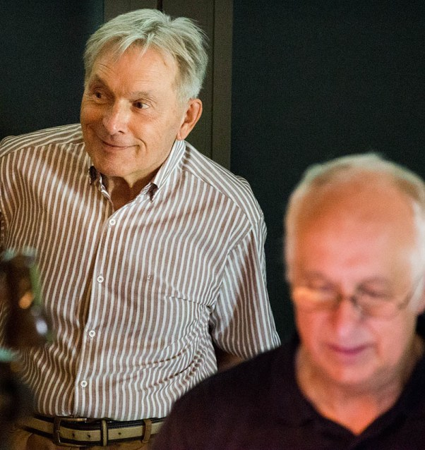 Zygmunt Krauze and Paul Patterson