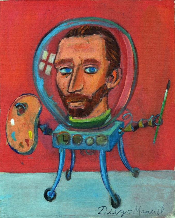 Vincent-robot