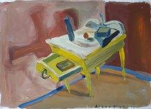 yellow-table