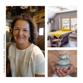 Josefine Taferner leitet den Wellness- und Beautybereich im Hotel das Seekarhaus.