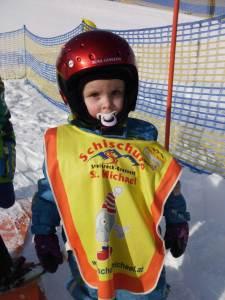 Smarty Mini Club-Skifahrer