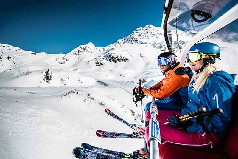Winterurlaub in Obertauern