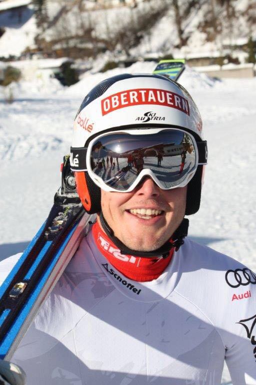 Ski-Rennläufer Christopher Neumayer