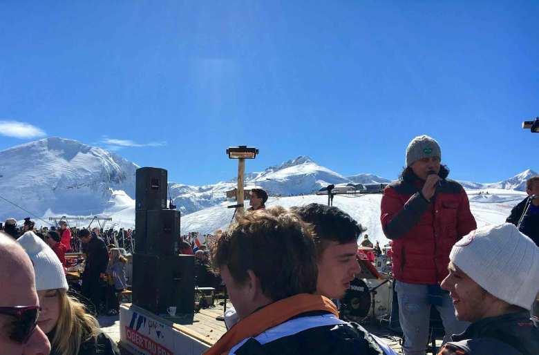 Steirerbluat-Konzert auf der Hochalm Obertauern