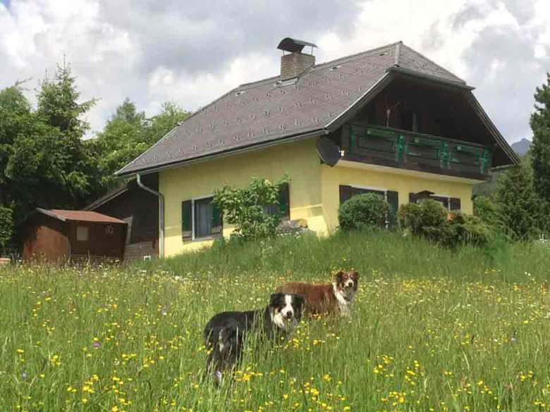 Ferienhaus Das Sunnhäusl in der Nähe von Mariapfarr im Salzburger Lungau.
