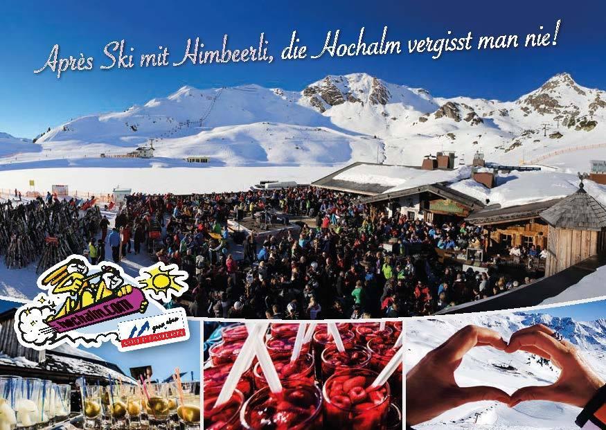Hochalm Obertauern im Winter 2018/19