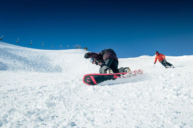 Richtiges Verhalten auf der Skipiste – die FIS-Regeln