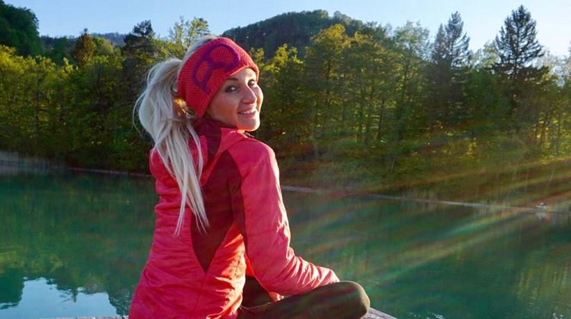 Doris Stöllinger, Dipl. Ernährungs-& Fitnesstrainerin und Medical Wellness Coach, bietet seit dem Frühjahr 2020 im Team von VIVO Physio Wunschgewicht-Coaching in Hallwang an. Foto: Stöllinger