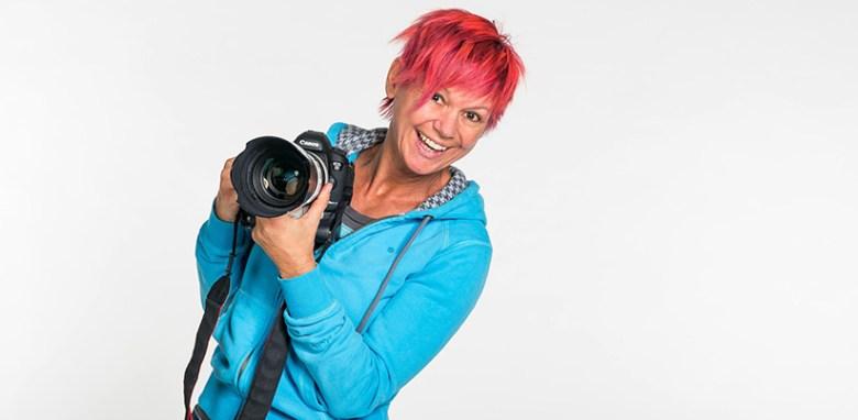 Die Salzburger Fotografin Doris Wild bietet nun auch Instawalk-Fotoworkshops an. Foto: Wildbild