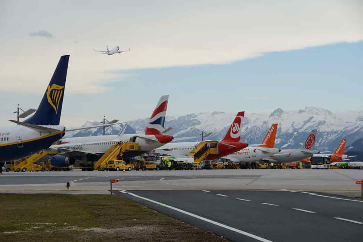 Direkt von Salzburg nach Dubai kann man ab Mai 2021 fliegen. Foto: Salzburger Flughafen GmbH