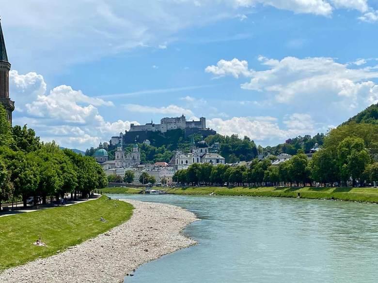 Wer den Bergsommer in Obertauern genießt, sollte unbedingt einen Ausflug in die binnen einer Stunde erreichbare Mozartstadt Salzburg in Erwägung ziehen. Foto: Kitzenegger