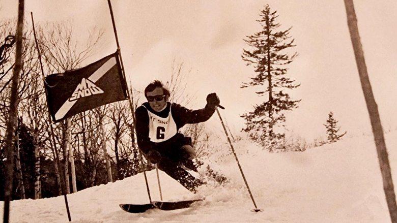 Manfred Krings gehörte jahrelang dem Skiprofiteam in Amerika an und fuhr dort erfolgreich zahlreiche Rennen. Foto: Krings