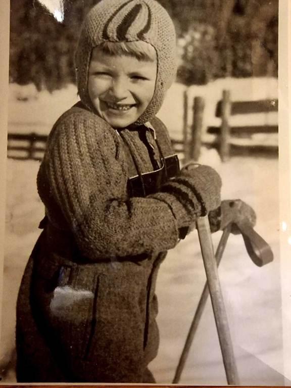 Das Skifahren war von klein auf die große Leidenschaft von Manfred Krings. Foto: Krings